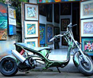 Ubud Motorbike