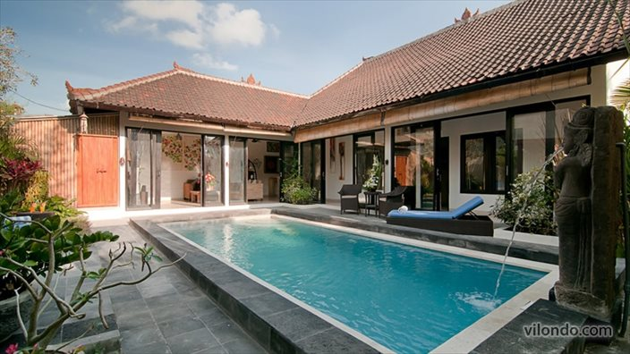 Villa Antara 2bedroom Kuta Villas