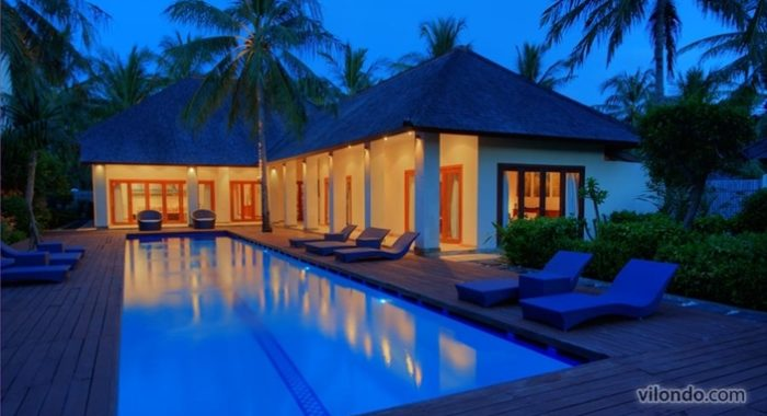 Villas On The Gili Islands 01