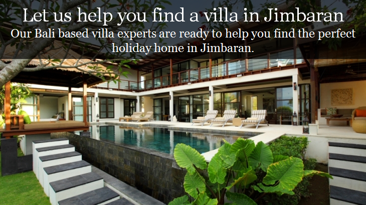 Villas In Jimbaran