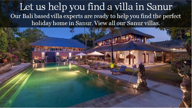 Villas In Sanur