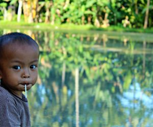 Young Ubud Boy