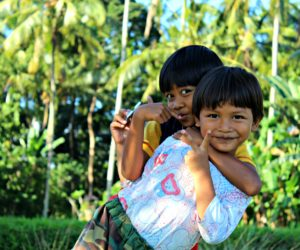Young Ubud Girls