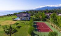 Exterior with Tennis Court - Bali Il Mare - Pemuteran, Bali