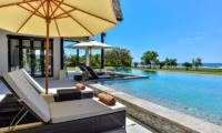 Pool Side - Bali Il Mare - Pemuteran, Bali