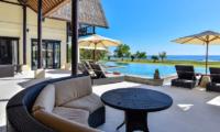 Outdoor Lounge - Bali Il Mare - Pemuteran, Bali