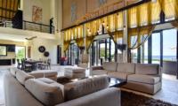 Living Area with Sea View - Bali Il Mare - Pemuteran, Bali