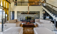 Living Area with Up Stairs- Bali Il Mare - Pemuteran, Bali
