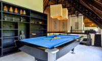 Billiard Table - Bali Il Mare - Pemuteran, Bali