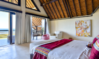Bedroom and Balcony - Bali Il Mare - Pemuteran, Bali