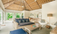 Living Area with Outdoor View - Escape - Nusa Lembongan, Bali