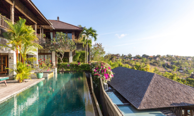 Gardens and Pool - Hidden Hills Villas Villa Raja - Uluwatu, Bali