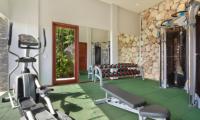 Gym - Hidden Hills Villas Villa Raja - Uluwatu, Bali