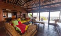 Living Area - Hidden Hills Villas Villa Raja - Uluwatu, Bali