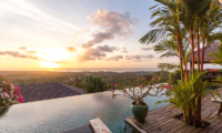 Swimming Pool - Hidden Hills Villas Villa Raja - Uluwatu, Bali