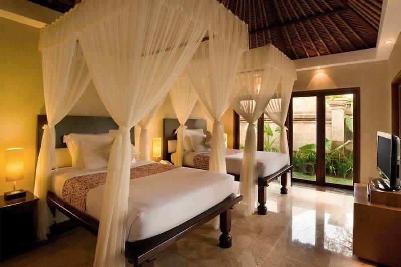Twin Bedroom - Kamandalu Ubud - Ubud, Bali