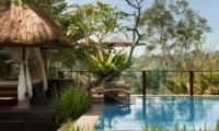 Reclining Sun Loungers - Kamandalu Ubud - Ubud, Bali