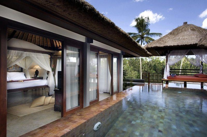 Pool Bale - Kamandalu Ubud - Ubud, Bali