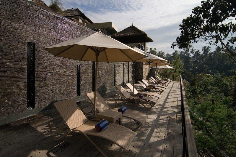 Sun Beds - Kamandalu Ubud - Ubud, Bali