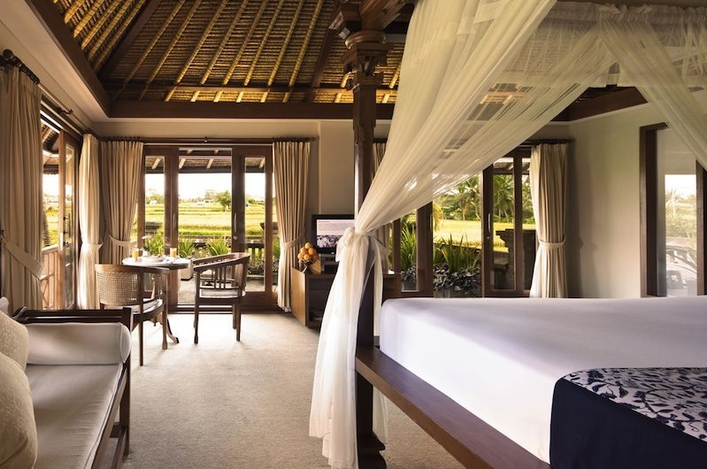 King Size Bed with TV - Kamandalu Ubud - Ubud, Bali