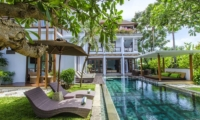 Swimming Pool - Mary's Beach Villa - Canggu, Bali