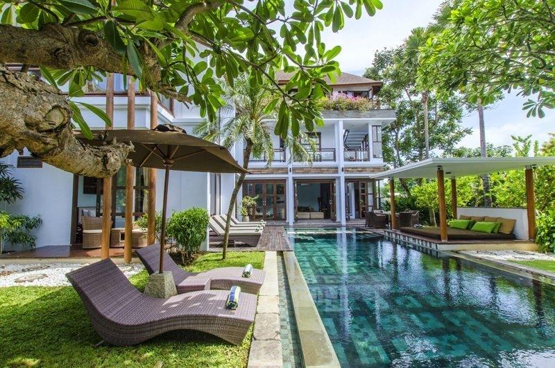 Swimming Pool - Mary's Beach Villa - Canggu, Bali