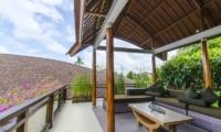 Up Stairs Lounge - Mary's Beach Villa - Canggu, Bali