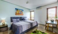 Twin Bedroom - Mary's Beach Villa - Canggu, Bali