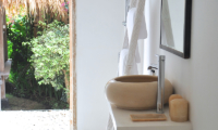 Bathroom - Santai Beach House - Canggu, Bali