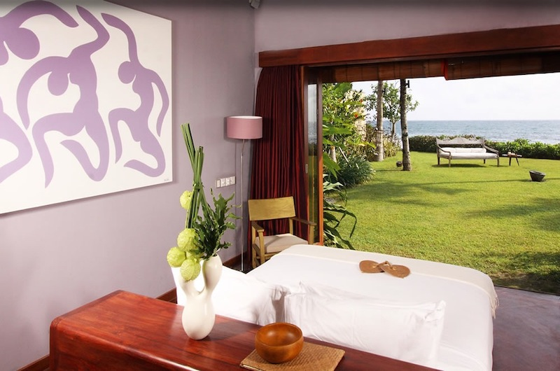 Bedroom with Sea View - Sound Of The Sea - Pererenan, Bali