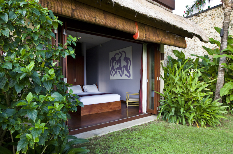 Bedroom with Garden View - Sound Of The Sea - Pererenan, Bali