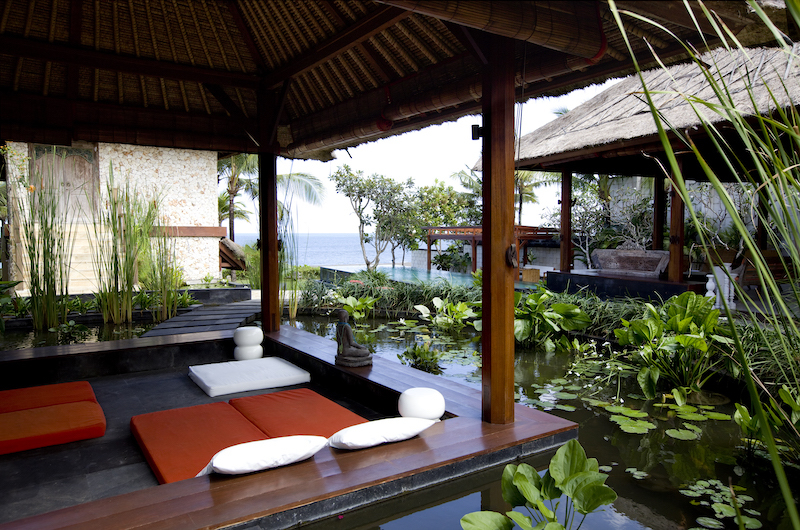 Lounge Area - Sound Of The Sea - Pererenan, Bali