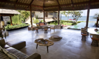 Living and Dining Area - Sound Of The Sea - Pererenan, Bali