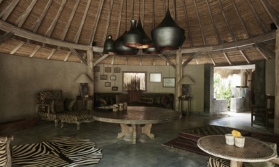 Living Area - The Island Houses - Africa House - Seminyak, Bali