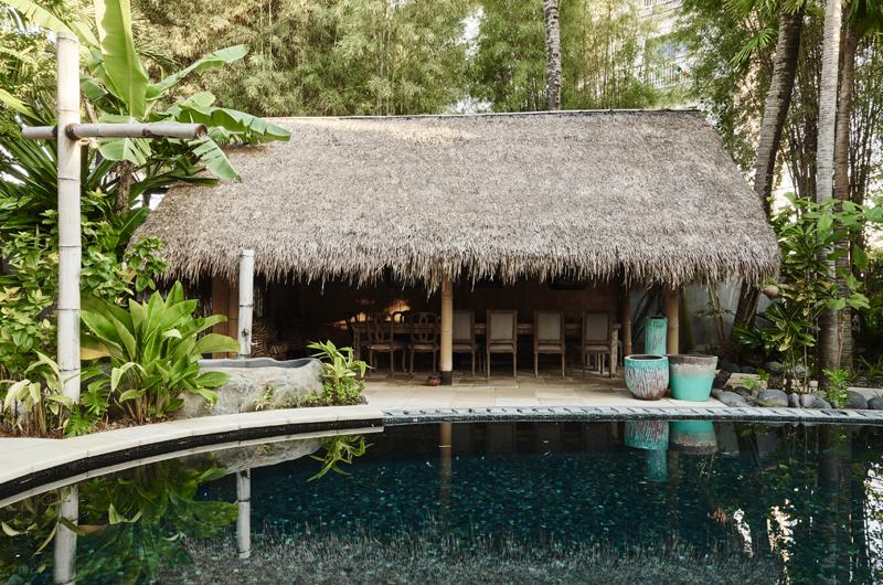 Pool - The Island Houses - Africa House - Seminyak, Bali