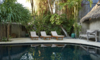 Pool Side Loungers - The Island Houses - Africa House - Seminyak, Bali