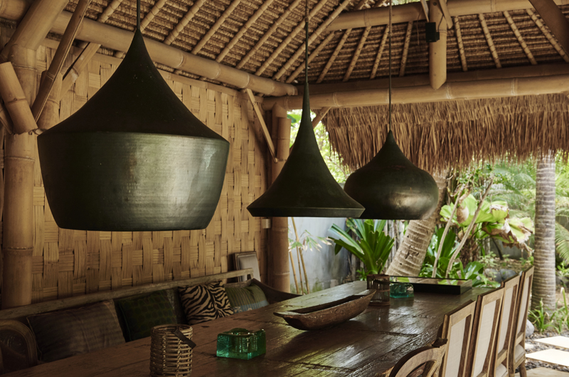Open Plan Dining Area - The Island Houses - Africa House - Seminyak, Bali