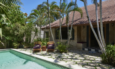 Pool Side - The Island Houses - Desu House - Seminyak, Bali