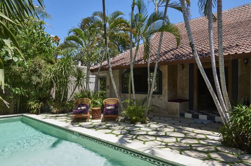Pool Side - The Island Houses - Desu House - Seminyak, Bali