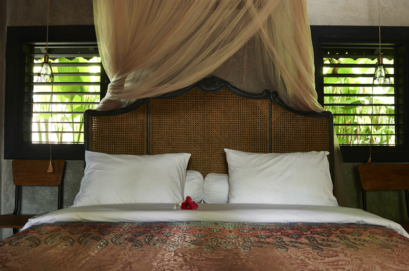 Bedroom View - The Island Houses- Garden House - Seminyak, Bali