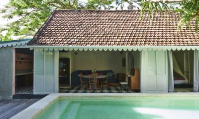 Pool Side - The Island Houses - Pandan House - Seminyak, Bali