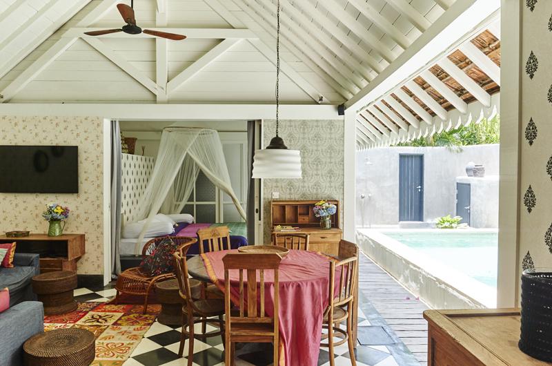Dining Area - The Island Houses - Pandan House - Seminyak, Bali