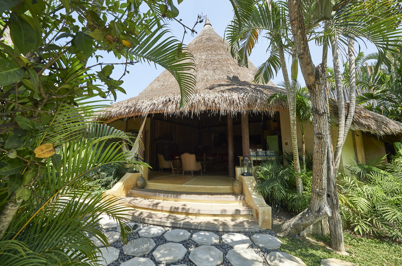Outdoor Area - The Island Houses - Round House - Seminyak, Bali