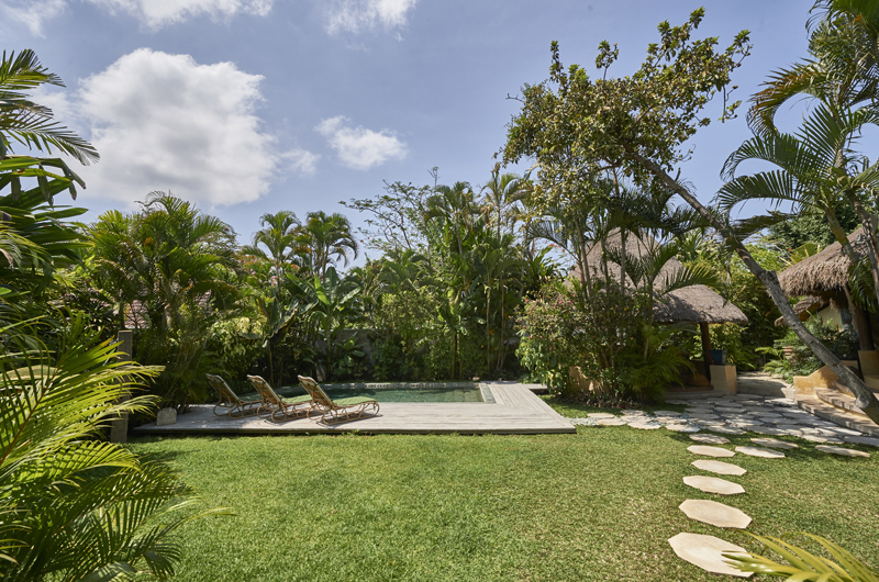Gardens and Pool - The Island Houses - Round House - Seminyak, Bali