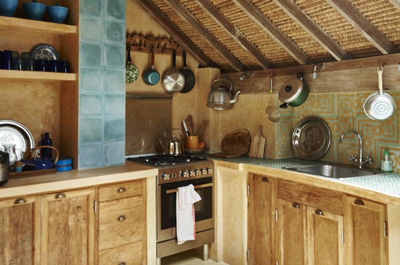 Kitchen - The Island Houses - Round House - Seminyak, Bali