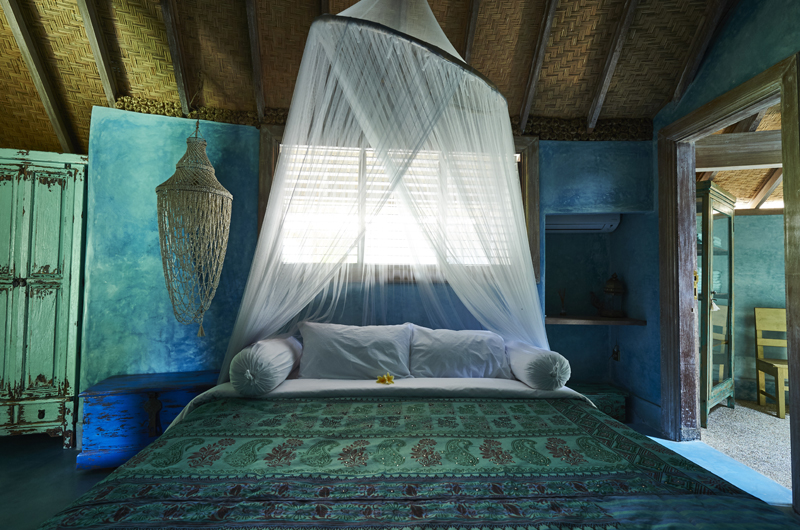 Bedroom View - The Island Houses - Round House - Seminyak, Bali