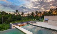 Pool Side - The Palm House - Canggu, Bali