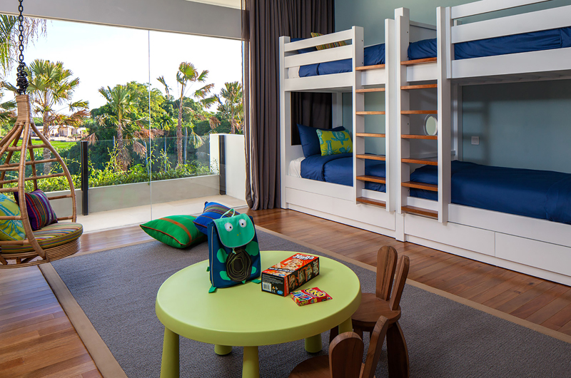 Bunk Beds - The Palm House - Canggu, Bali