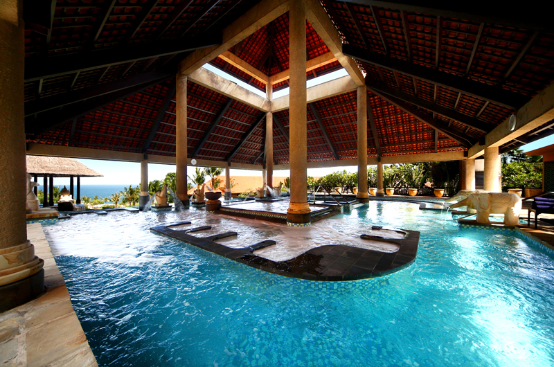 Pool Side - The Villas At Ayana Resort Bali - Jimbaran, Bali