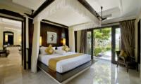 Bedroom with Garden View - The Villas At Ayana Resort Bali - Jimbaran, Bali